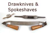 Draw Knifes & Spokeshaves