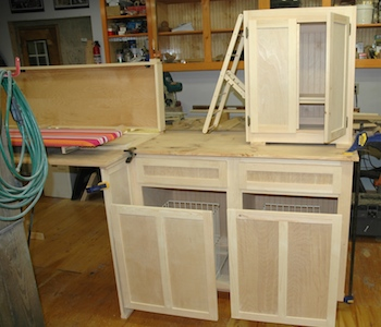 Nice Laundry Cabinets In Shop